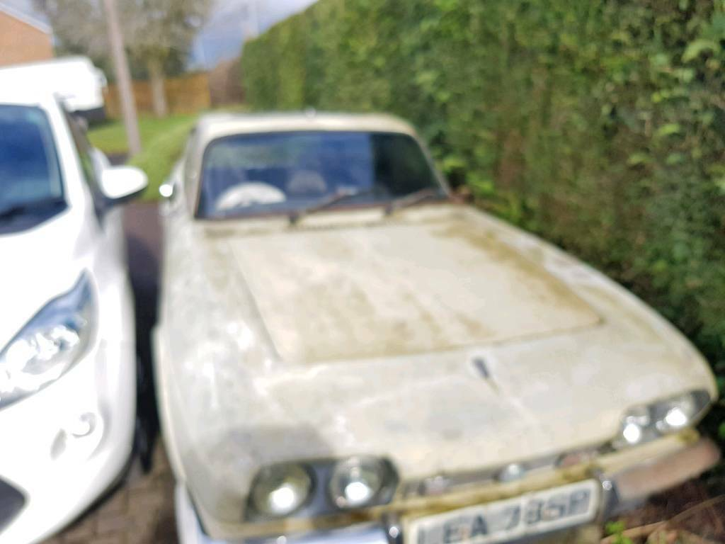 Reliant Scimitar Gte 1975 Spares Or Repair In Bolton Manchester Gumtree
