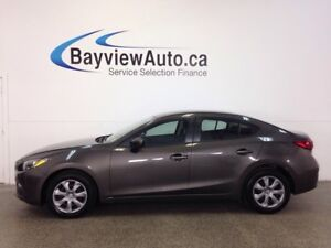 2014 Mazda Mazda3 GX- SKYACTIV! PUSH BTN START! A/C! BLUETOOTH!
