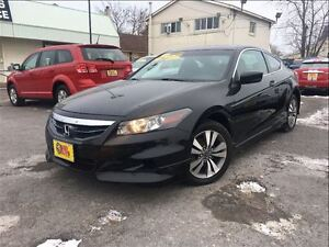 2012 Honda Accord EX MOONROOF SATELLITE RADIOBLUETOOTH