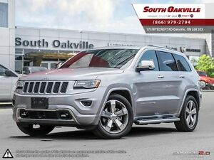 2016 Jeep Grand Cherokee Overland | DUAL SUNROOF | HEATED LEATHE