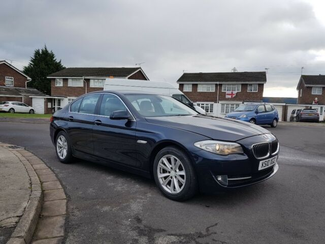 2010 Bmw 520d Se F10 Model 6 Speed Manual 1 Former Keeper 2 Keys Mot Jul 2019 07754555423 In Bristol Gumtree