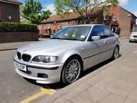 BMW 3 SERIES 325I M SPORT 4dr LOW MILEAGE