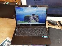dell inspiron n7110 windows 7 500g hard drive 8g memory processor intel core i7 2.20 ghz