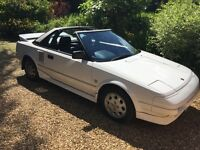 Toyota mr2 mk1 low miles amazing car