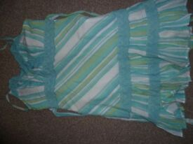 Oasis summer dress size 10