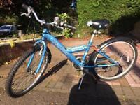 Girls bike, specialized hot rock, age 6-10