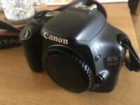 Canon 550D sports kit
