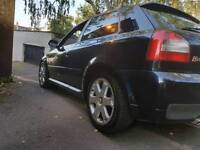Audi s3 completely original condition low miles 100k cambelt change at 78k