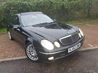 2002 Mercedes Benz E CLASS E270 CDI Avantgarde 4dr Tip Auto @07445775115@