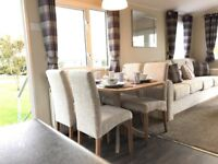-NO SITE FEES UNTIL 2019-GREAT CARAVAN AT SOUTHERNESS-near dumfries,carlisle,keswick,anankippford