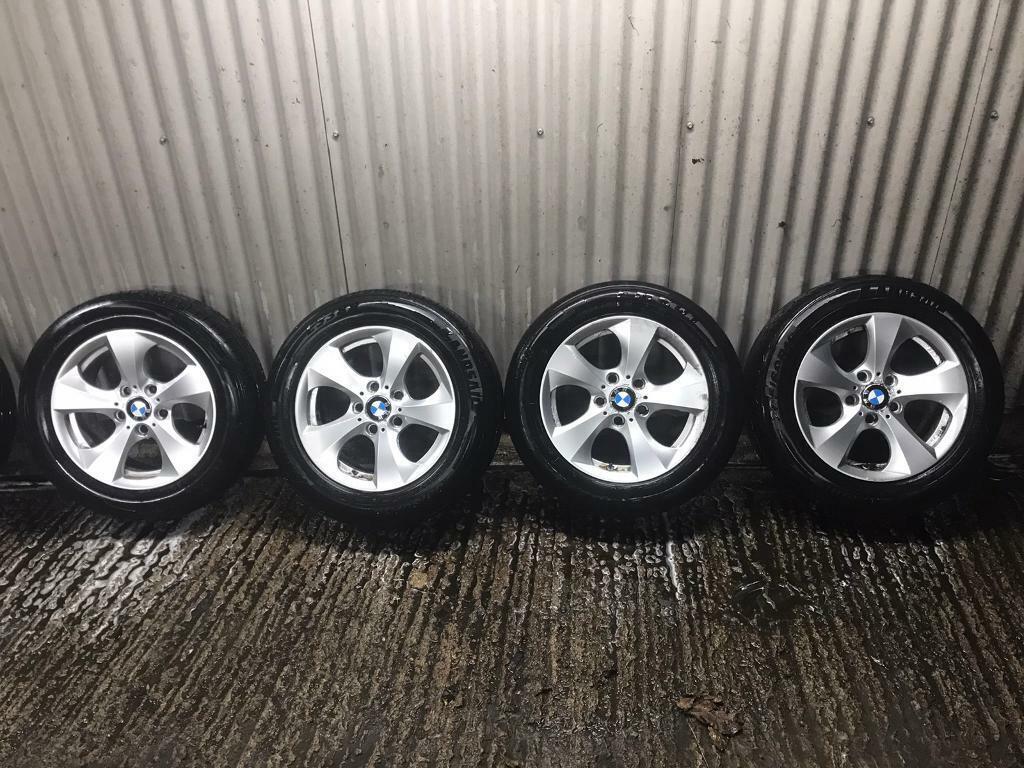 Genuine 16 Bmw Alloy Wheels Will Fit Vans Like Traffic Vivaro Primstar In Antrim County Antrim Gumtree