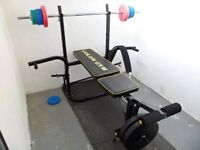 Gold's Gym multi purpose Bench