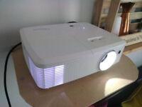 Optoma HD27 Projector - slightly used