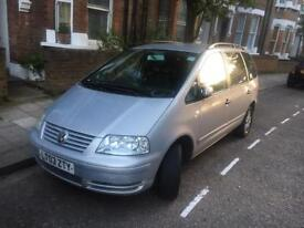 VW sharan 2003 for urgently sale