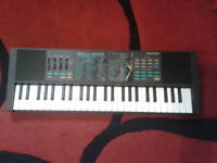 Yamaha Portasound PSS-270 portable electronic keyboard voice bank synthesizer synth piano organ boxd