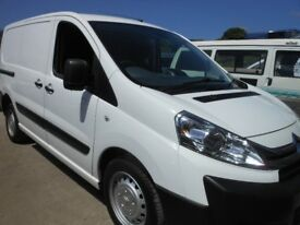 CITROEN Dispatch L1H1 En-Rise HDi, 1.5 Diesel, 1 Owner from New.