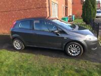 Fiat Punto 1.2 2008 Cheap Tax & Insurance