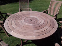 garden furniture 10 seater set