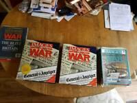 a bundle of world at war magazines