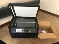 For sale Epson work force printer WF-7620