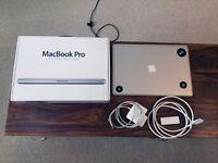 """MacBook Pro 15"""" (Mid-2012) i7 2.6Ghz / 16GB RAM / 750GB HDD / GPU GT650M 1GB + box + freebies"""