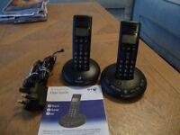 BT PHONE & ANSWERING MACHINE