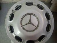 "Mercedes A Class 15"" Wheel Trim Hub Cap x1"