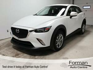 2016 Mazda CX-3 GS - Like new | Heated Leather | Bluetooth