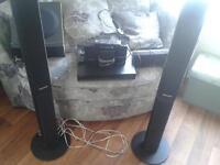 Sony DVD player surround sound