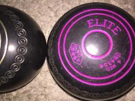 Taylor Elite bowls, x2, Size4