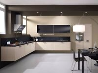 Modern Contemporary Fitted Italian Kitchen complete with Sink, Cooker, Oven, Fridge and Freezer call