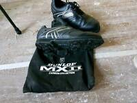 Dunlop golf shoes size 9