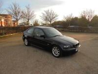 BMW 3 Series 316ti ES 3dr (black) 2004