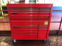 Snapon tool box with cover for sale
