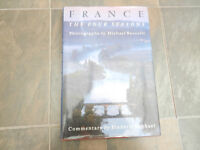 France The Four Seasons Photography by Michael Busselle, Commentary by Frederic Raphael