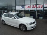 59 10 BMW 2.0 116I ES 5d 121 BHP *** GUARANTEED FINANCE **** PART EX WELCOME