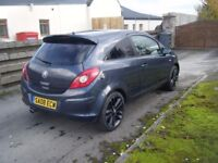 2008 VAUXHALL CORSA D 1.2 SXI LONG MOT FSH NICE WEE RELIABLE CAR