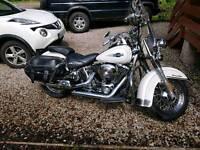 Harley davidson heritage soft tail