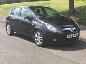 Vauxhall Corsa 5 DOOR SXi 66,000 miles HPI CLEAR NO ACCIDENTS