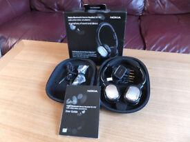 Nokia Bluetooth Noise cancelling Headphones