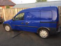 Vauxhall combo 68k full fsh