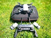 DJI Spark Fly More Combo Drone Quadcopter