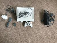 Xbox 360 arcade with 120GB HDD