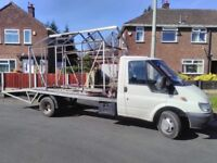 Large Item Transport - Man & Van - Sofa Shed Tables Beds Cabinets Benches. House Removals