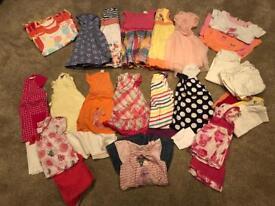 12-18 months summer clothes bunde
