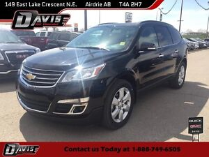 2016 Chevrolet Traverse 1LT DUAL PANEL SUNROOF, HEATED SEATS,...