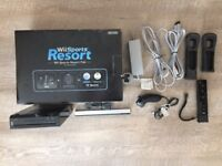 Nintendo Wii. Includes Console, Balance Board and Game Bundle