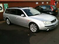 Ford Mondeo estate ghia x