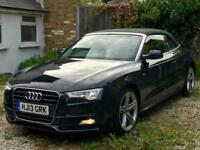 Audi A5 Convertible special edition tdi s-line