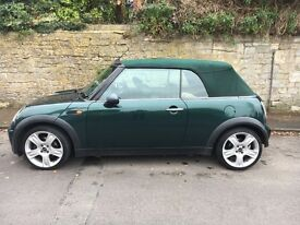 04 Mini Convertible with upgrades and money spent.